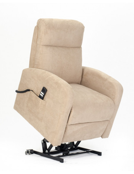 Fauteuil relax électrique, releveur, 2 moteurs inclinaison indépendante dos/pieds, souple,  assise indéformable, best price 2 mo